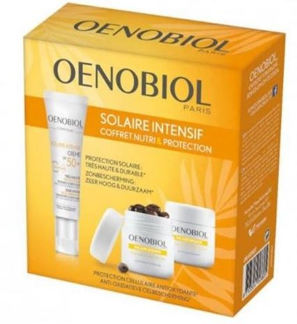 Zon Solaire Intensif Coffret & Protection - 0