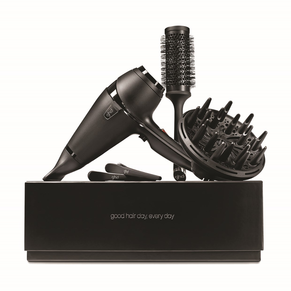 Hairdryers Air Professional Hair Drying Kit - 0