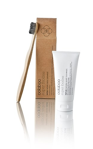 Super Foodies Dental NWT 100: Natural White Toothpaste - 0