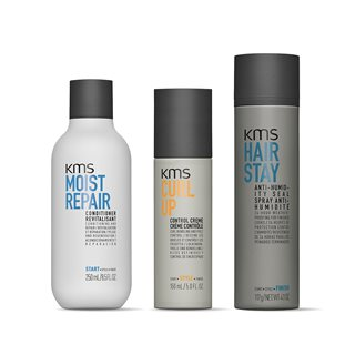Moist Repair Hydrated and Defined Curls Set