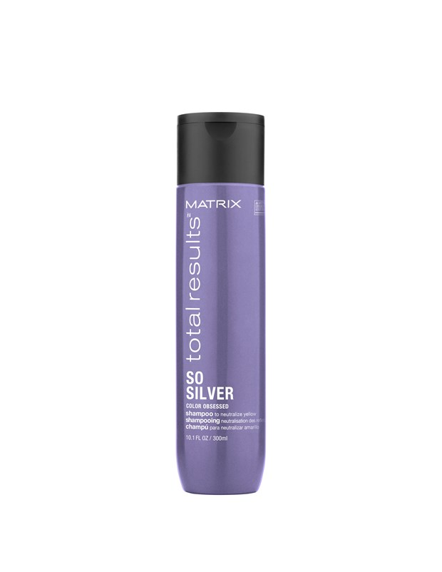 Total Results So Silver Shampooing