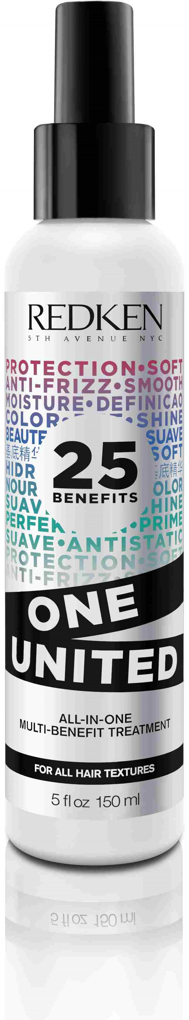 One United All-In-One Multi-Benefit Hair Treatment