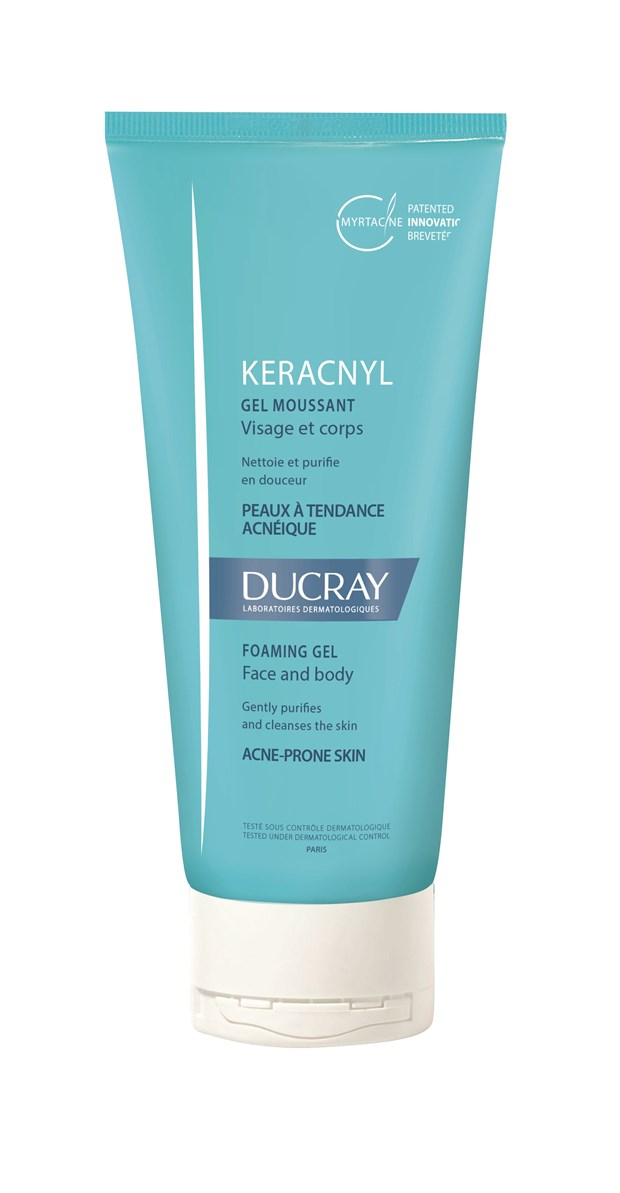 Keracnyl Gel Moussant
