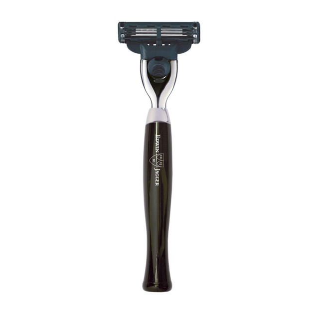 Gillette Mach 3 Imitation Ebony Chrome Plated
