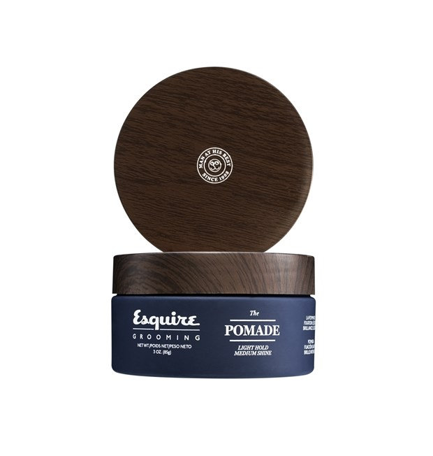 Styling The Pomade