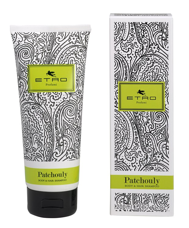 Patchouly Body & Hair Shampoo