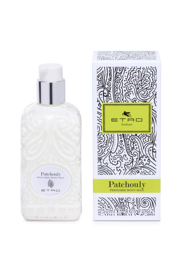 Patchouly Perfumed Body Milk