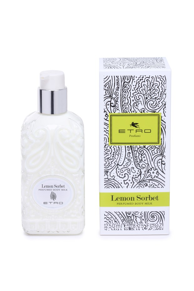 Lemon Sorbet Perfumed Body Milk