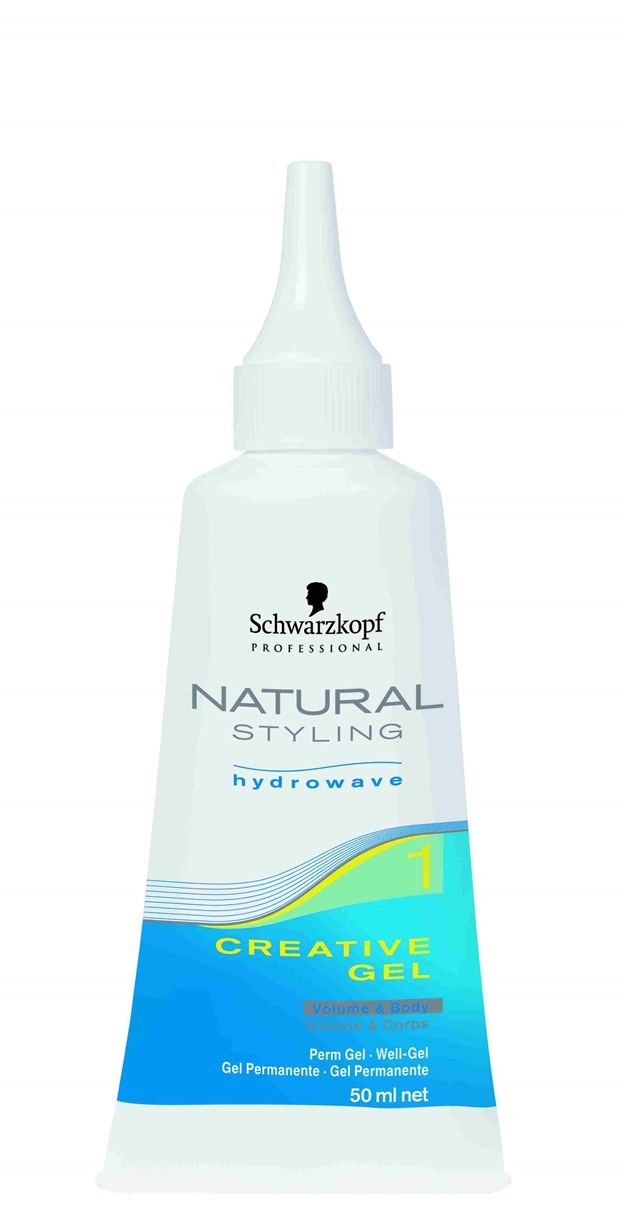 Professional Natural Styling Hydrowave Creative Gel