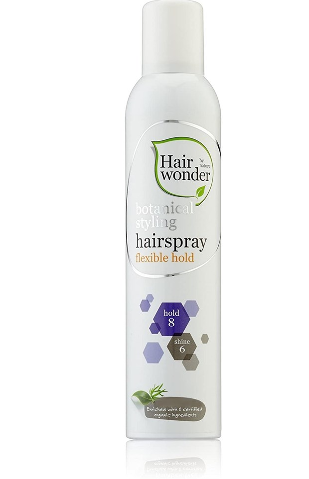 Botanical Styling Hairspray Flexible Hold