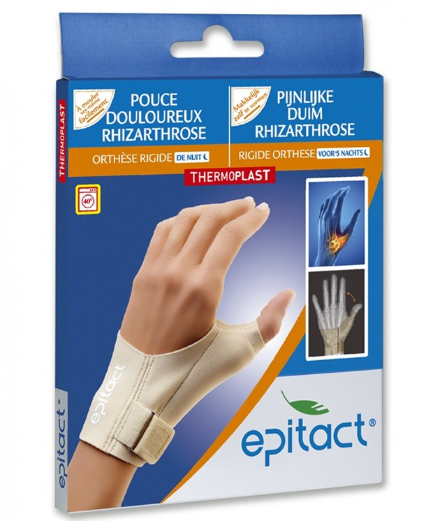 Thermoplast Rigide Orthese