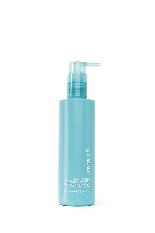 Skincare Gel-to-Milk H2O-Free Cleanser