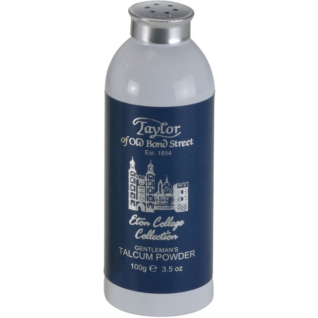 Taylor Of Old Bond Street Eton College Collection Gentleman's Talcum Powder