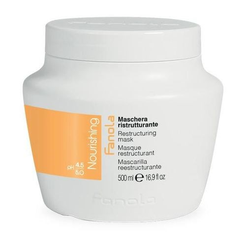 Haircare Nourishing Restructuring Mask