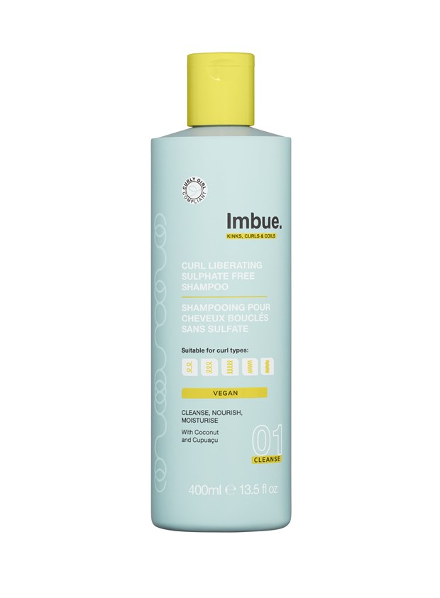 01 Cleanse Curl Liberating Sulphate Free Shampoo