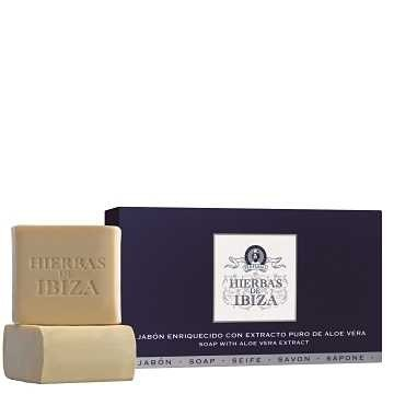 Soap Enriched with Aloe Vera