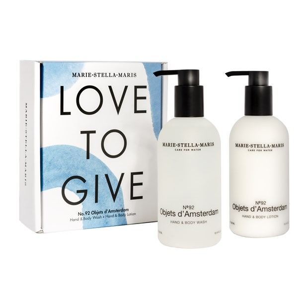 Body Care No. 92 Objets d'Amsterdam Love To Give