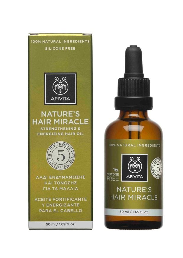 Hair Care Treatment Nature's Hair Miracle