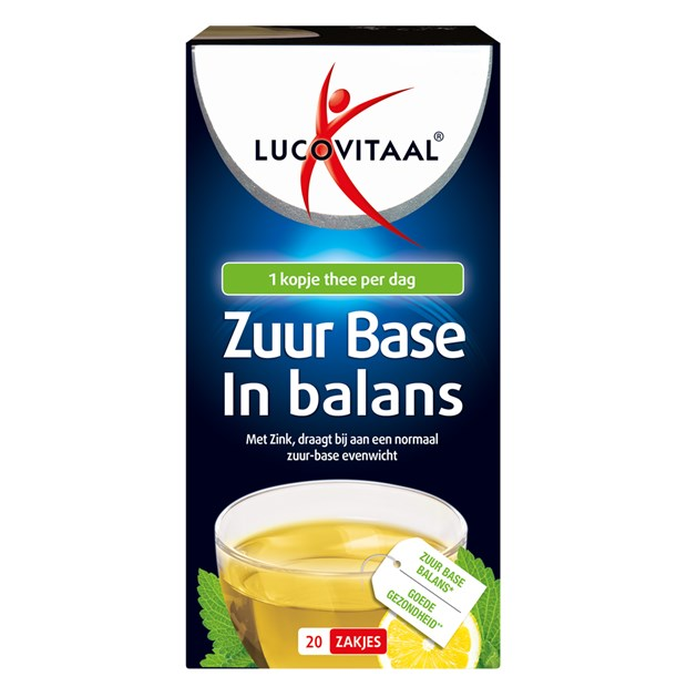 Thee Zuur Base In Balans