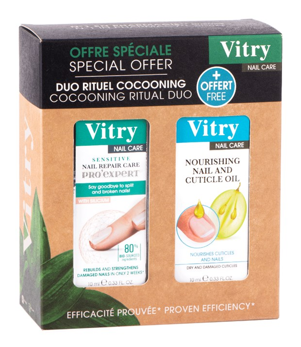 Nail Care Duo Cocooning Ritueel