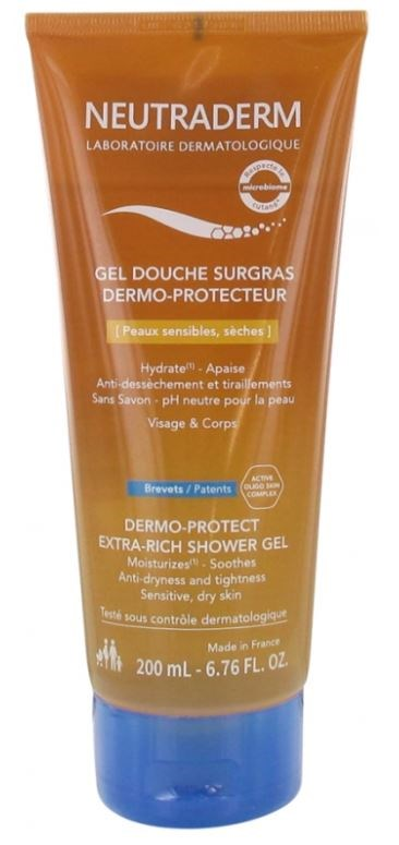 Dermo-Protect Extra-Rich Shower Gel