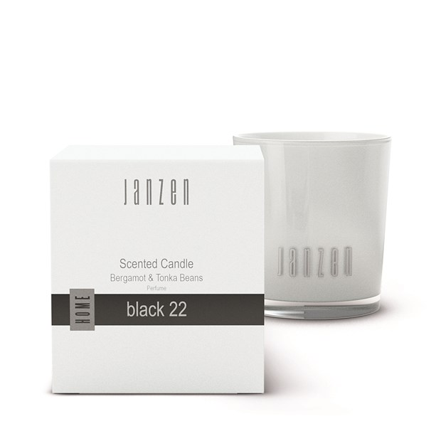 Black 22 Scented Candle