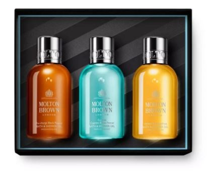 Bath & Body Woody & Citrus Collection