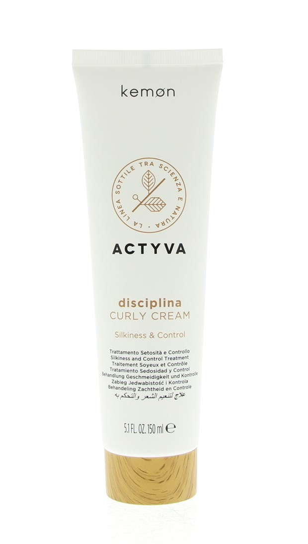 Kemon Disciplina Curly Cream