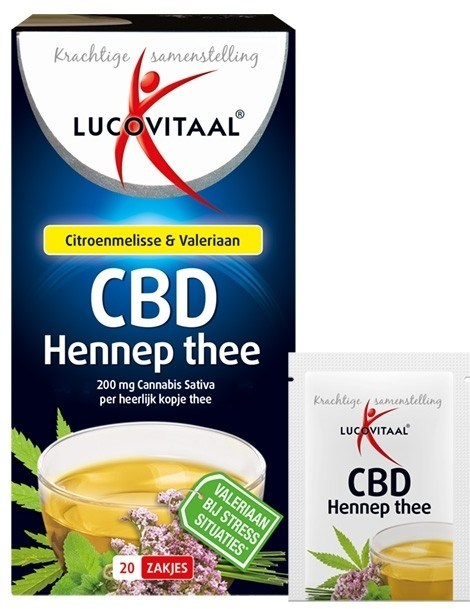 Thee CBD Hennep Thee