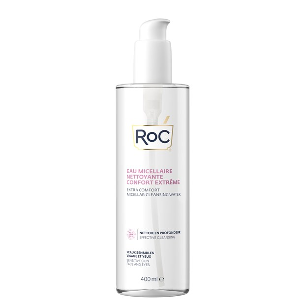 Cleansers Extra Comfort Micellar Cleansing Water