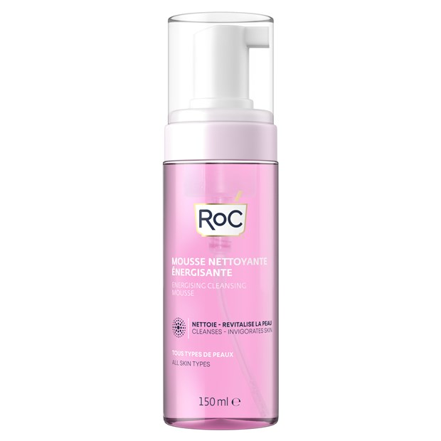 Cleansers Energising Cleansing Mousse