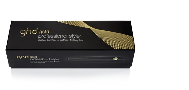 Stylers Gold Professional Styler