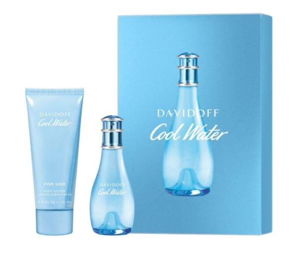 Cool Water For Her Gift Set