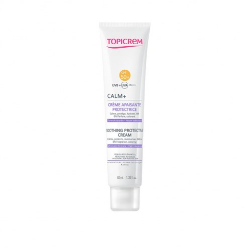 Face Care Calm+ Soothing Protective Cream