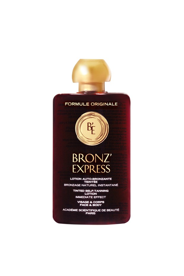 Suncare Bronz'Express Tinted Self-Tanning Lotion