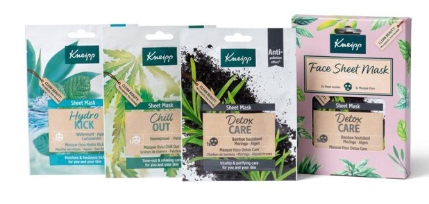 Face Care Sheet Mask Collection