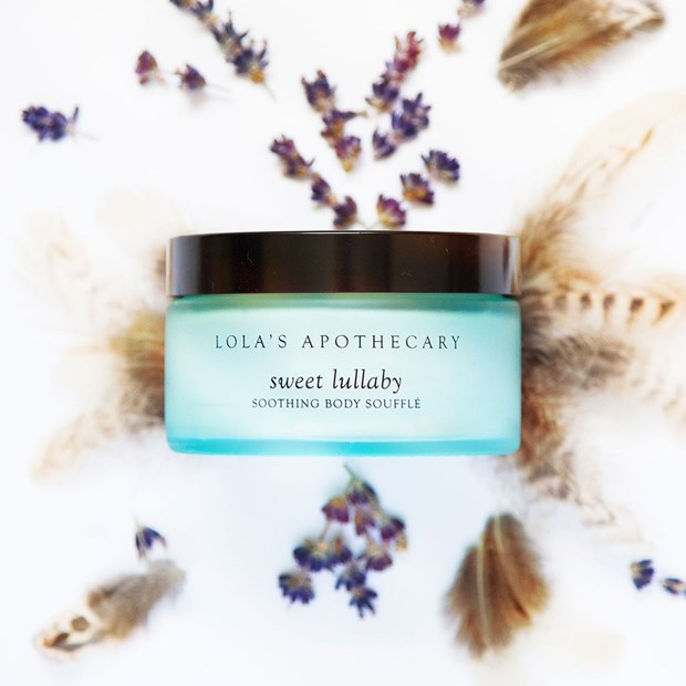 Sweet Lullaby Soothing Body Souffle