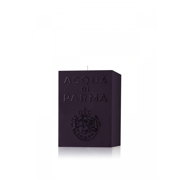 Home Fragrance Perfumed Candle Black Cube