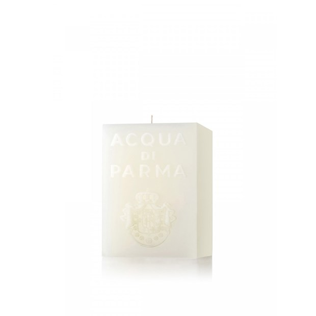 Home Fragrance Perfumed Candle White Cube