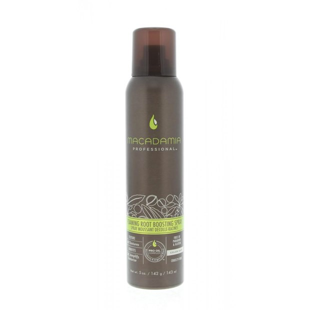 Styling Foaming Root Boosting Spray