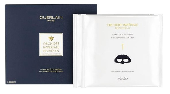 Skincare Orchidée Impériale The Imperial Radiance Mask