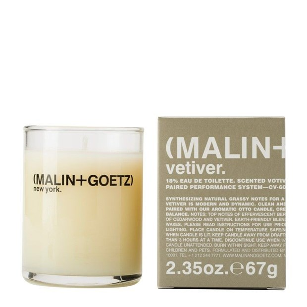 Candles Vetiver Scented Candle