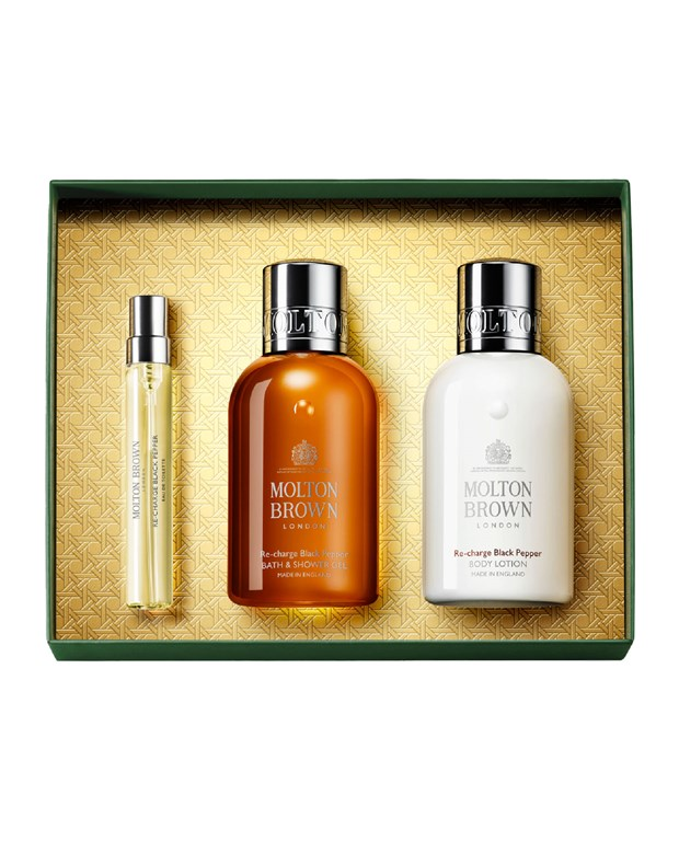 Christmas Limited Editions Re-Charge Black Pepper Fragrance Collection