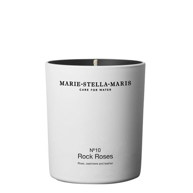 Home No. 10 Rock Roses Scented Candle