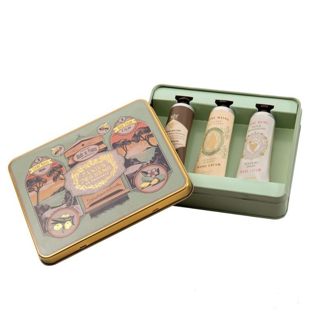 Coffret cadeau Collection intemporelle 3x30ml Crème mains