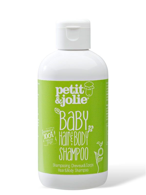 Baby Hair & Body Shampoo