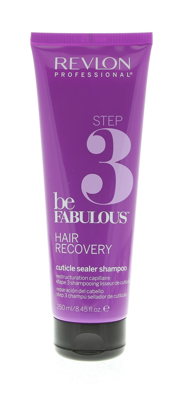 Be Fabulous Step 3 Hair Recovery Cuticle Seal Shampoo
