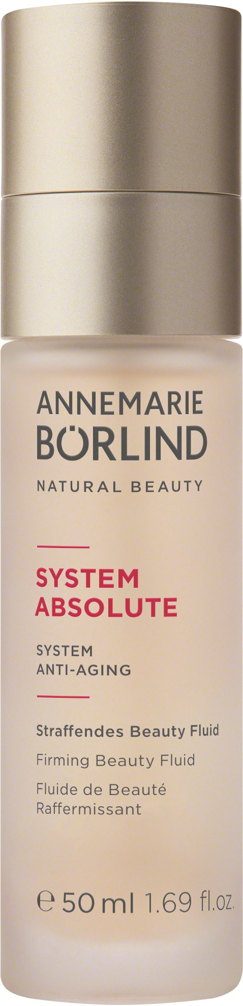 System Absolute Anti-Aging Beauty Fluid