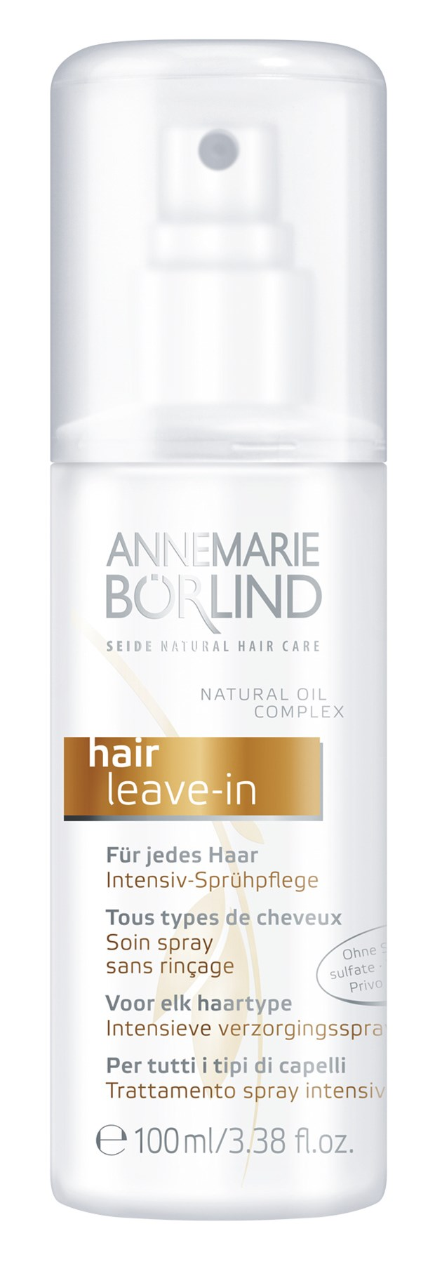 Natural Hair Care Hair Leave-in