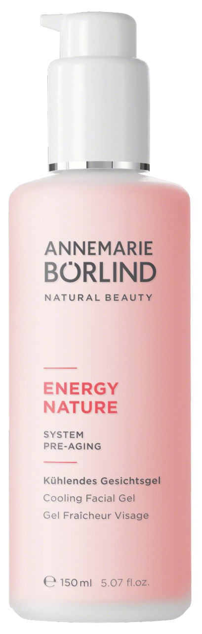 Energy Nature Cooling Face Gel